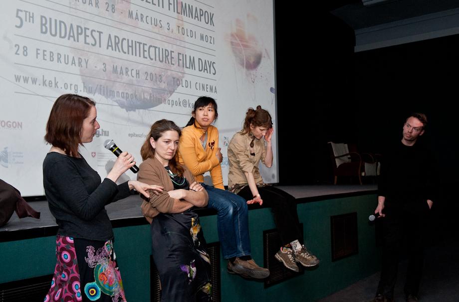 Trencsényi Klára / Anna de Manincor / Hana Yamazaki / Sophie Dodelin / Polyák Levente