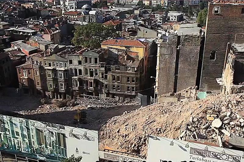 Urbanizáció Törökországban