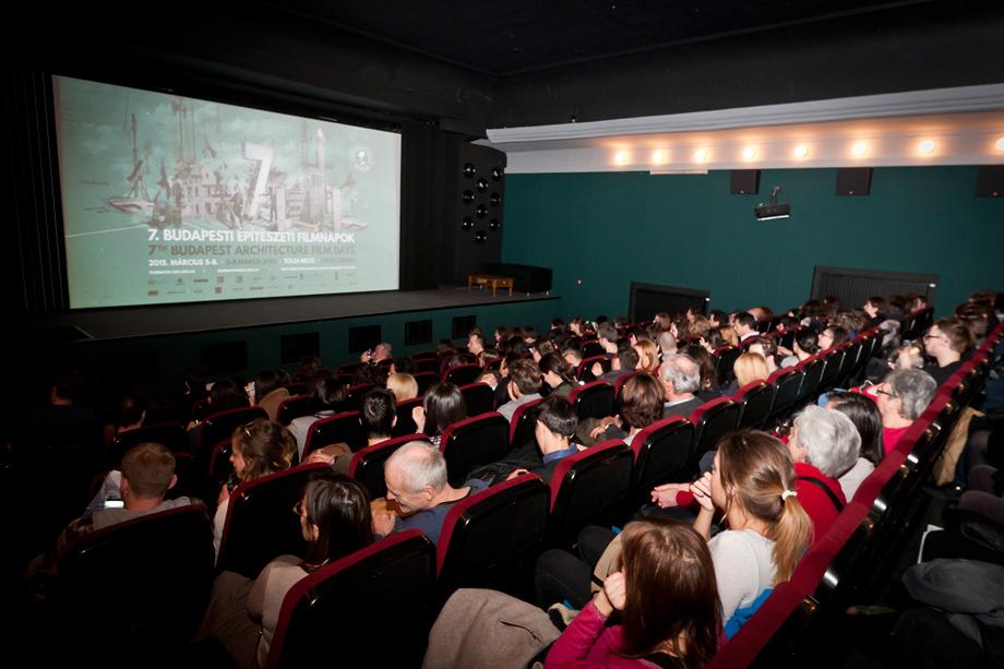 7. Budapesti Építészeti Filmnapok / Toldi