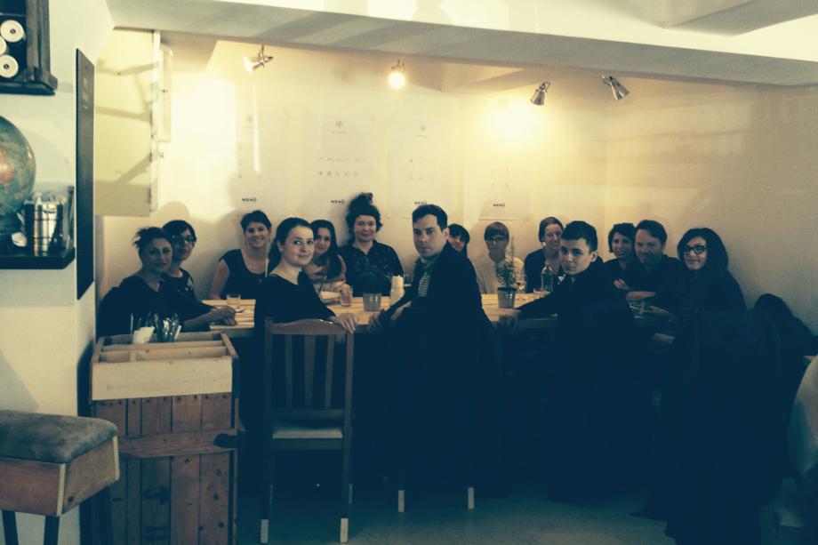 külföldi vendégeink: filmrendezők és fesztiválszervezők