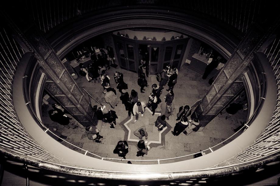 A kultúra katedrálisai / Uránia mozi