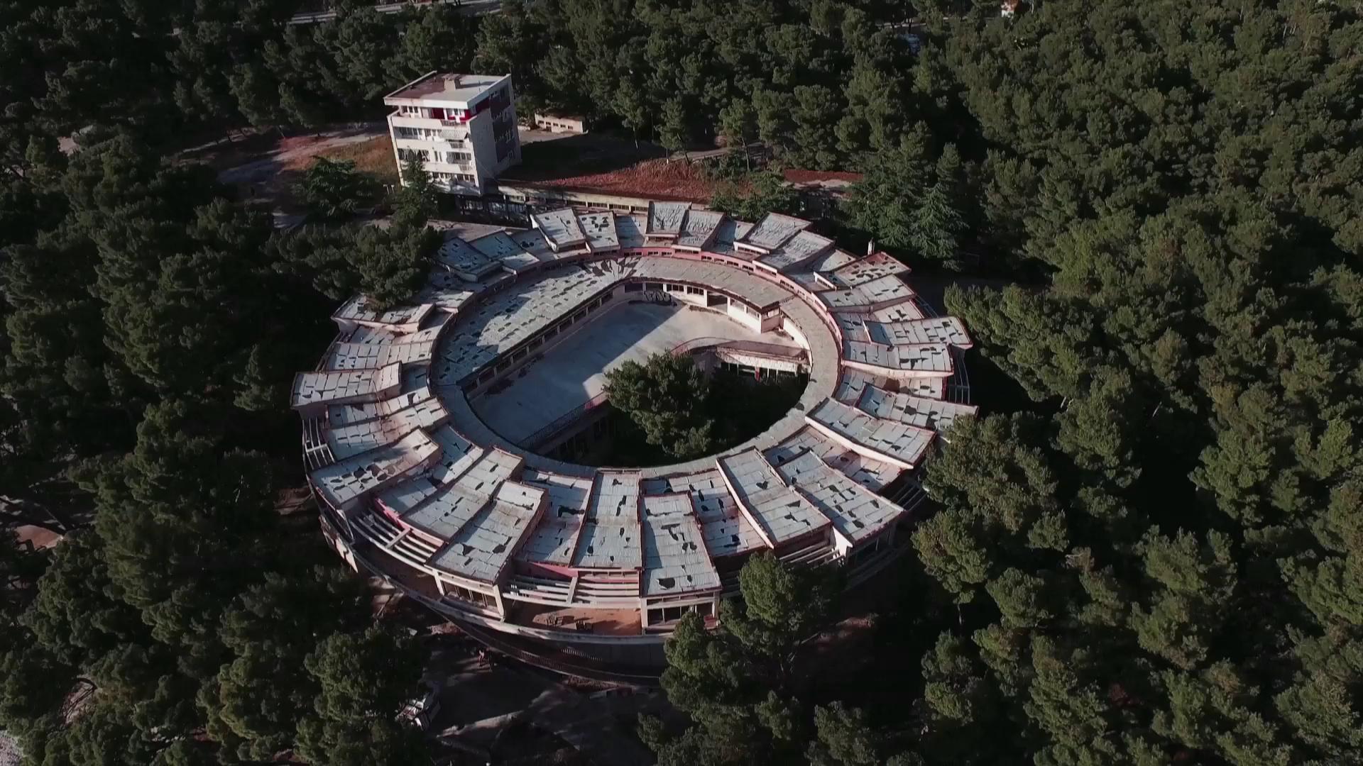 Településeknél is nagyobb kihalt hotelek – 8. Budapesti Építészeti Filmnapok